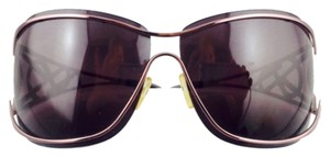 Escada Escada Brown And Crystal Sunglasses Excellent Condition