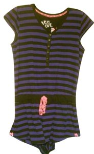 Betseyville Top Purple, black, and pink