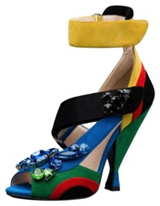 Prada Multicolor Pumps