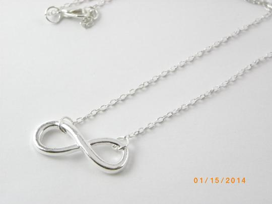 Preload https://item3.tradesy.com/images/white-set-of-5-infinity-bridesmaid-infinity-charm-set-of-5-bridesmaid-infinity-necklace-688872-0-0.jpg?width=440&height=440