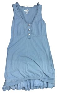 Roper short dress Blue on Tradesy