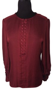 Diane von Furstenberg Top Night Rose