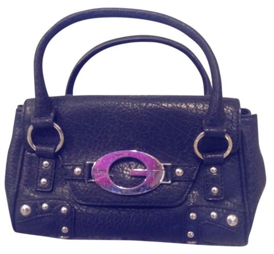 Guess Satchel in Black mini
