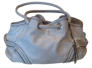 Cole Haan Purse Pebbled Leather And Shoulder Bag