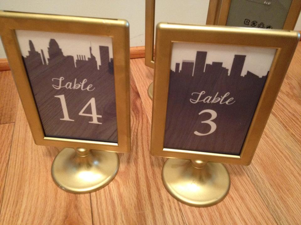 Double Sided Picture Frames Tradesy Weddings