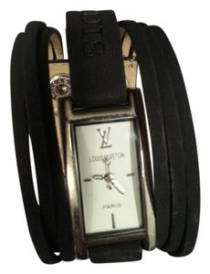 Louis Vuitton Louis Vitton Paris Plaque G20M Watch