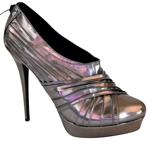 Victoria's Secret Pewter Pumps