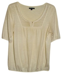 American Eagle Outfitters Lace Trim Tunic