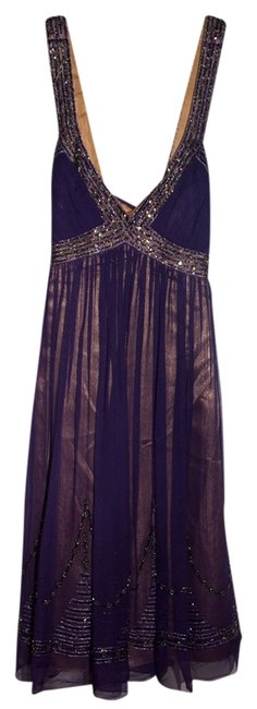 Preload https://item5.tradesy.com/images/adrianna-papell-purple-knee-length-cocktail-dress-size-4-s-689619-0-0.jpg?width=400&height=650