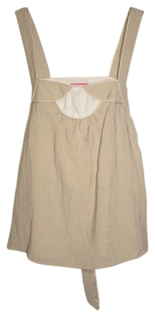 Preload https://item5.tradesy.com/images/bcbgeneration-beige-tunic-size-2-xs-689644-0-0.jpg?width=400&height=650