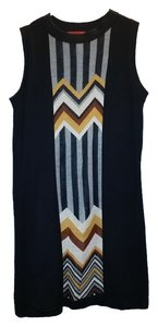 Missoni for Target short dress black Designer Sweater on Tradesy