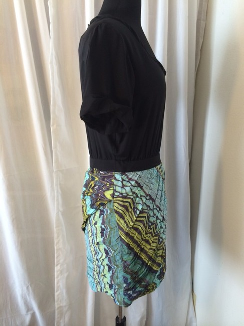 Diane von Furstenberg short dress Black/ New Decofly on Tradesy