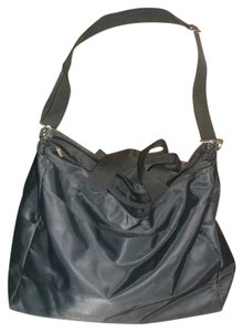 Gap Weekend Messanger Tote Travelling Black Travel Bag