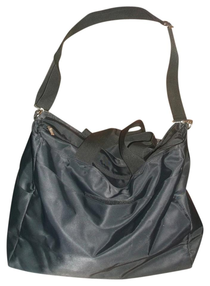 Gap Messanger Tote Black Travel Bag