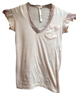Sacai Luck Barneys Ny Neutral T Shirt blush pink
