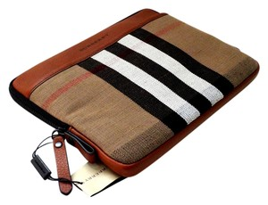 Burberry Burberry Men's Canvas Check Aidan Ipad Cover
