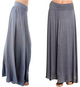 Other Maxi Skirt Gray