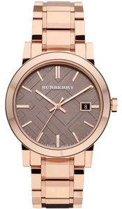 Burberry Nwt burberry rose gold tone watch bu9005