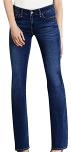 Levi's Contoured Fit Leg Boot Cut Jeans-Medium Wash