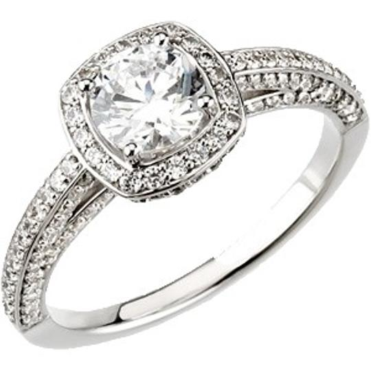 Preload https://item3.tradesy.com/images/whitewhite-gold-lumino-lab-created-diamond-engagement-ring-69072-0-0.jpg?width=440&height=440