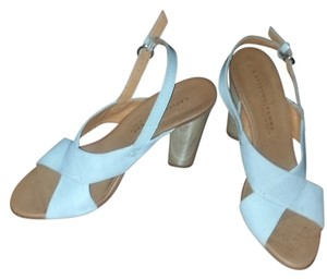 La Femme Light Grey Sandals
