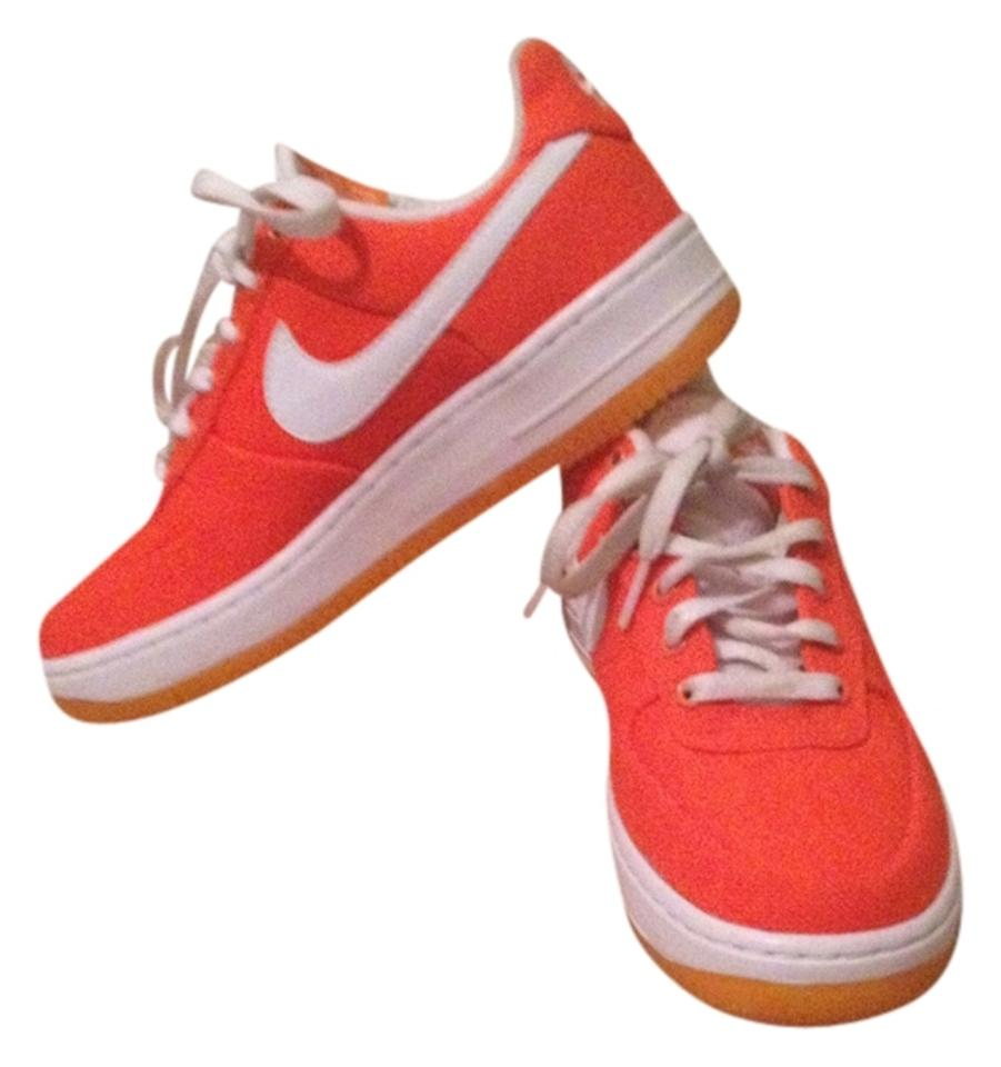 sneakers for cheap 81795 4b3c4 Nike Neon Orange Athletic Image 0 ...