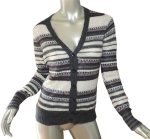 Marc Aurel Fair Isle Cardigan