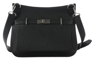 Hermès Jypsire 34 Palladium Hardware Messenger Bag