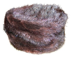 vnitage unknown vintage mink hat