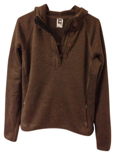 Item - Brown Activewear Outerwear Size 12 (L, 32, 33)