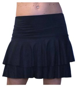 YAM Swimwear by Anabell P. Mini Skirt Black