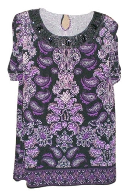 Preload https://item1.tradesy.com/images/apt-9-purple-and-black-night-out-top-size-16-xl-plus-0x-692195-0-0.jpg?width=400&height=650