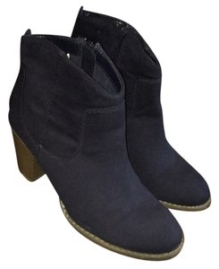 Old Navy Navy Blue Boots
