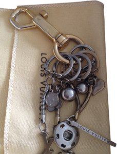 Louis Vuitton Louis Vuitton Cabas Raye / Bag Charms , Key Chains/ Jeans Charms. 5 different Charms