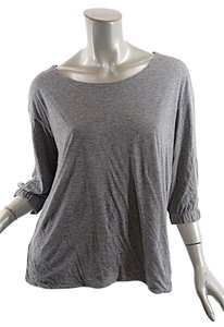 Marni Cotton T Shirt Grey
