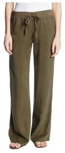 Sanctuary Clothing Wide Leg Pants Olive Green