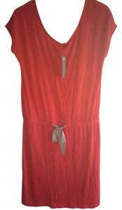 Mango short dress Red on Tradesy