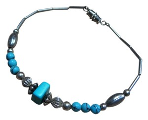 Other Turquoise and Silver Bracelet