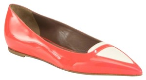 Tabitha Simmons Coral pink Flats