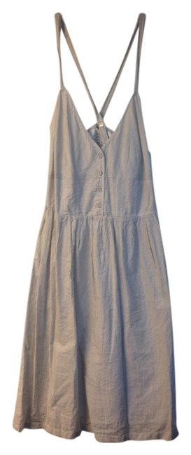 Mossimo short dress grey Sun Spring on Tradesy