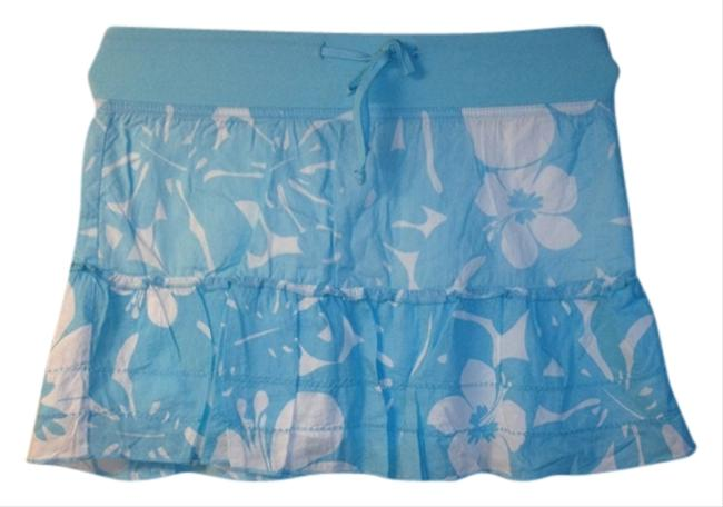 Mossimo Mini Skirt Blue