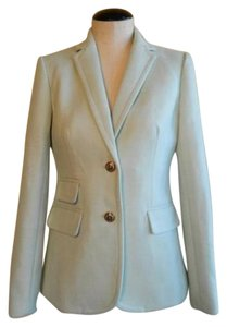 J.Crew Light Mint Green Blazer