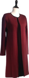 Liz Claiborne Knitted Wool Blend Closeout Dress