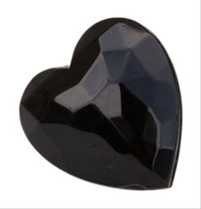 Saint Laurent Yves Saint Laurent Heart Ring