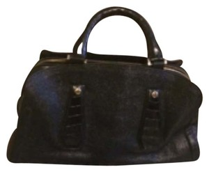Henri Bendel Satchel in Black