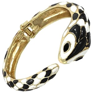 Snake Wrap Around Cuff Bracelet Bangle