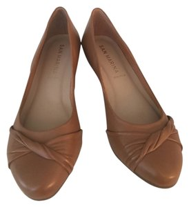 San Marina New Italian brown Wedges