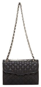 Rebecca Minkoff Studded Mini Quilted Affair Shoulder Bag