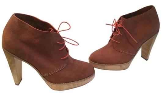 Preload https://item2.tradesy.com/images/cole-haan-price-reduction-brown-suede-leather-stack-wood-heels-and-platform-tie-ankle-bootsbooties-s-6931666-0-1.jpg?width=440&height=440
