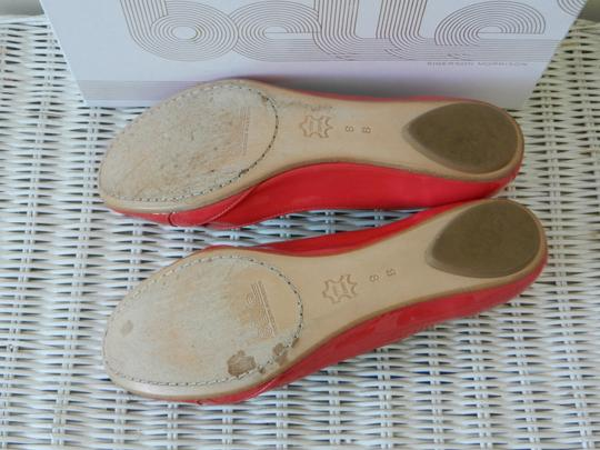 Belle by Sigerson Morrison Coral (Red) Flats